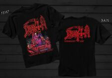 DEATH -Scream Bloody Gore-Cannibal Corpse-Obituary ,T-shirt-SIZES: S to 7XL
