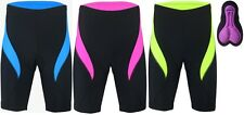 Professional Womens Cyclist High quality performance Cool Max Padded Shorts