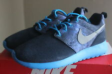 Nike Roshe Run One Two Galaxy Foamposite 599728-402 Size 5 5Y GS Brand New