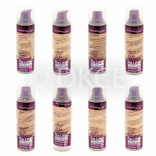 MAYBELLINE INSTANT AGE REWIND LIFTER FOUNDATION 11 SHADES - SEE DESCRIPTION