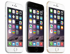 Apple iPhone 6+ Plus 16GB Factory Unlocked GSM AT&T T-Mobile - Gold Gray Silver