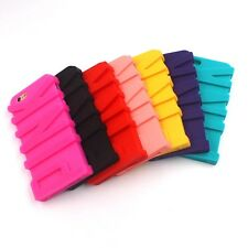 Soft Silicone 3D Letter Pattern Phone Case Cover For iPhone 5 5S SE 6 6S 7 Plus