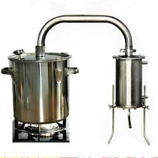 12-100L Home Stainless Steel Water Alcohol Whiskey Beer Distiller Wine Making