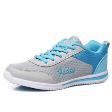 Women Breathable Rubber Material Comfortable Lace Up Casual Shoes