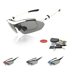 Polarized Cycling Glasses Sunglasses Goggles Bicycle Eyewear UV400 Outdoor Sport