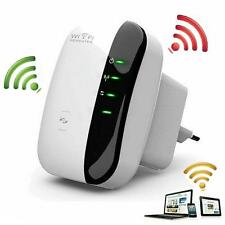 Wifi Router Wireless Repeater Range Network Booster Extender Signal 300Mbps 802