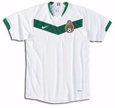 NIKE MEXICO AWAY JERSEY FIFA WORLD CUP GERMANY 2006.