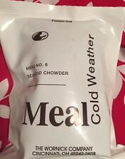 2019 US Military, Meal Cold Weather-MRE-Freeze Dried - Pick a Menu - MCW / LRP