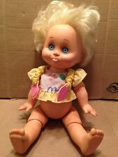 Galoob Baby Face So Sorry Doll #6 1990 L.G.T.I