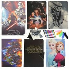 universal 7.0 7.9inch android tablet case flip carrying folios stand stra wars