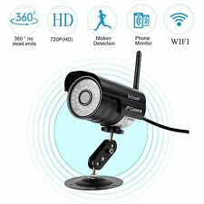 3pcs HD Home Security IP Camera Wifi Wired System Internet Outdoor XP