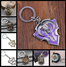 Hot game Hero Dota2 Key Chain Defense of the Ancients Pendant Jewelry