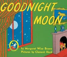 Goodnight Moon paperback book by Margaret Wise Brown the CLASSIC bedtime story