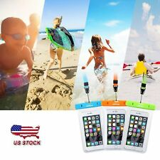 Mpow Waterproof Underwater Phone Dry Case Touch Screen Pouch Cover Universal