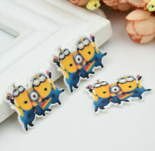 Lot Popular Cartoon DIY resin cabochons accessories flat back resin V106