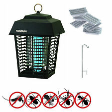 Flowtron Electronic Insect Killer Bug Zapper Attractant Up 1-1/2-Acre Coverage