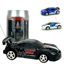 Desktop Coke Can Car Mini Radio Remote Control Car Micro Racing RC Toy Car Gift