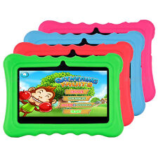 XGODY Kids Tablet PC 7'' HD Android Quad Core 8GB Dual Camera Wifi For Children