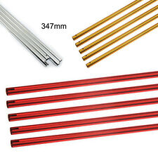 5Pcs Tail Boom 347mm Silver/Yellow/Red For Trex T-rex 450 SE V2 Helicopter