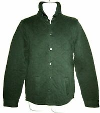 Hollister by Abercrombie and Fitch! New Mens Quilted Navy Blue Jacket Shirt-M-LG