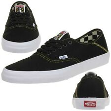 VANS Authentic SF Classic Trainers Shoes Surf Siders Do shoes ANHJV black