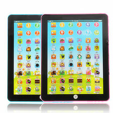 New Kid Children Learning English Electronic Tablet Pad Educational Toy