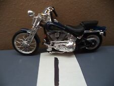 Maisto Harley Davidson Plastic Model Motorcycle Detailed Build 18 to Choose VGC