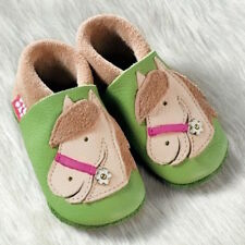 Pololo Soft Baby Leather Shoe Polly the Horse