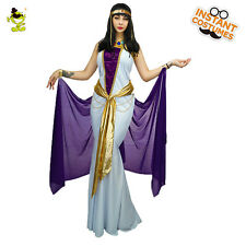 Adult Deluxe Jewel Of The Nile Cleopatra Halloween Costume Egyptian Greek