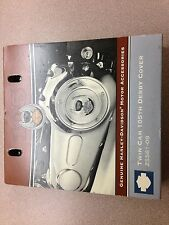 NEW! Harley Davidson 105th Anniversary DERBY Cover Twin Cam - 2008 NEW IN BOX