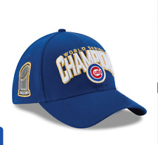 2017 NEW Chicago Cubs World Series Champs Baseball MLB Hat Cap
