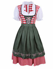 Cheap new Women's Chic German Mini Dirndl Oktoberfest Fancy Dress Ladies Costume