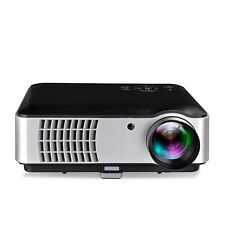 New Native 720P TV Projector 1080P HD LED LCD Home Theater Multimedia Projector