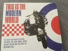 THIS IS THE MODERN WORLD 2CD JAM WHO SECRET AFFAIR KINKS SUPREMES SMALL FACES