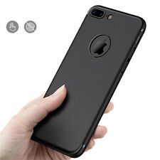 Luxury Ultra-thin Slim Silicone Soft TPU Case Cover Skin For iPhone 7 6s 7 Plus