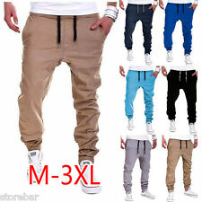 Men Jogging Sports Training Sweat Pants Casual Trousers Tracksuit Bottoms Jogger