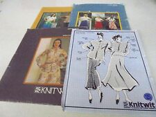 Choose A KNITWIT Sewing Pattern Knit Wit UNCUT Sizes FROM  SZ 6 to 22