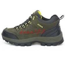 Mens outdoor hike climb shoes lace up sneaker antiskid sport plus size shoes