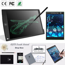 """Electronic Digital LCD Writing Pad Tablet Drawing Graphics Board Notepad 8.5"""""""