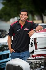 Official Street Machine SUMMERNATS 30! Red Polo!