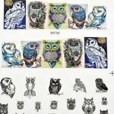 Water Decals Nail Art Decorations Stickers Transfer Stickers Big Sheet Manicure