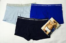 Michael Kors Mens Underwear 3 Pack Trunk Ultimate Cotton Stretch Sz M L NWT
