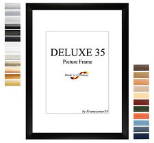 deluxe35 Picture Frame 78x141 cm or 141x78 cm Photo/Gallery/Poster Frame