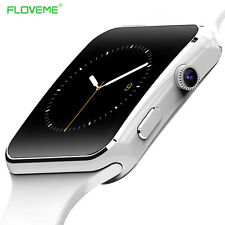 Smart Wrist Watch Bluetooth Android Phone Heart Rate Samsung Huawei Sony