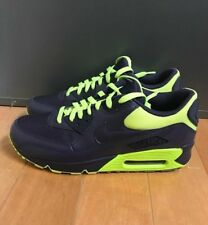 NIKE AIR MAX 90 PURPLE VOLT RUNNING WOMENS WMNS SZ 10-12  325213-551