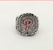 2008 Philadelphia Phillies  World Series Baseball Championship Ring