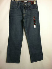 NWT Tony Hawk Straight-Leg Adj. waist Light Cross Jeans-Boys Sz.10, 18