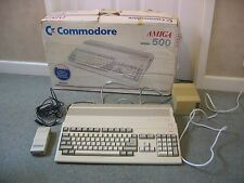 Commodore Amiga 500 Personal Computer - Spares or Repair