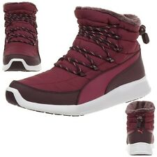 Puma ST Winter Boat Lined Winter boots Snow boots red 361216 02
