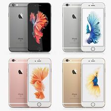 "Apple Iphone 6S 16GB 64GB 128GB ""AT&T"" Smartphone All colors 4G Lte Refurbished"